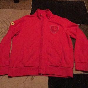 Puma Ferrari Men's Sweatshirt